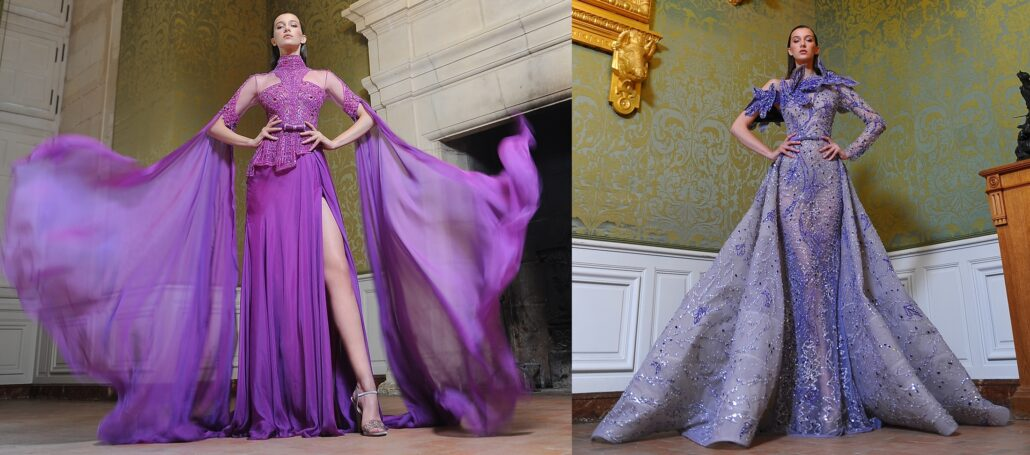 Paris Haute Couture Fashion Week: Renaissance Fall/Winter 2021-2022