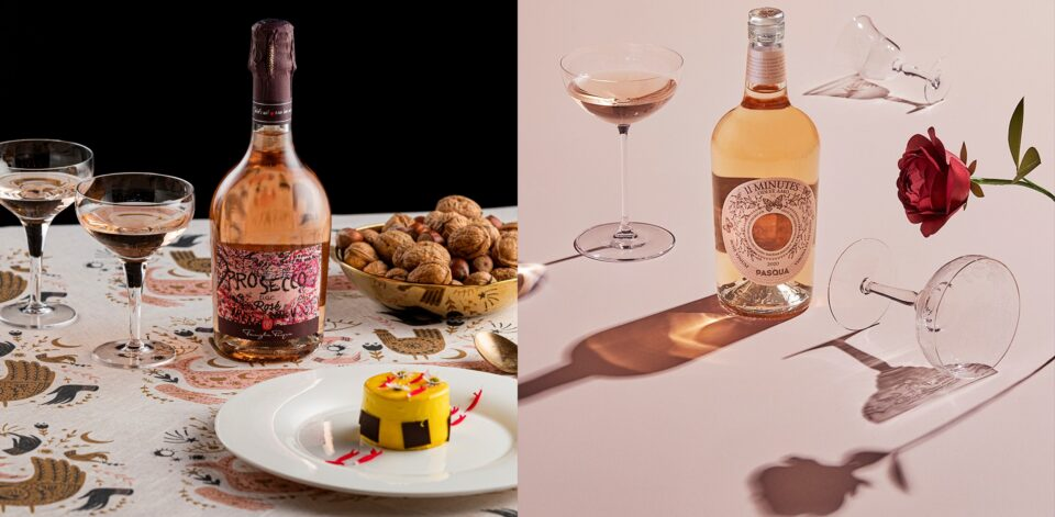 Rosé the Day Away: Pasqua Winery Creates The Ultimate Rosé Parlay