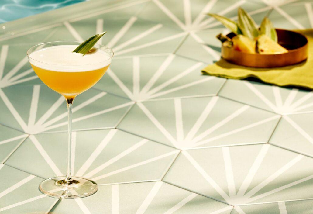 Bacardi Hotel Nacional Rum Cocktail