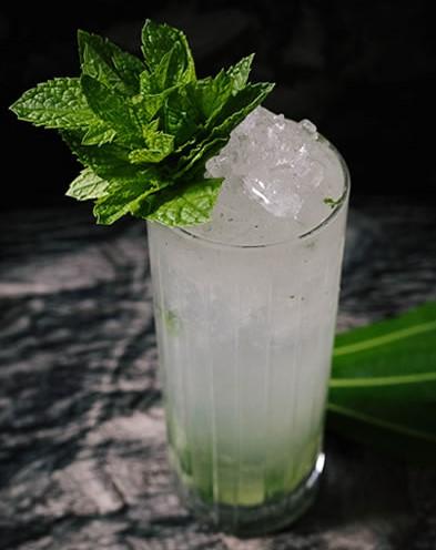 Copalli Rum Mojito