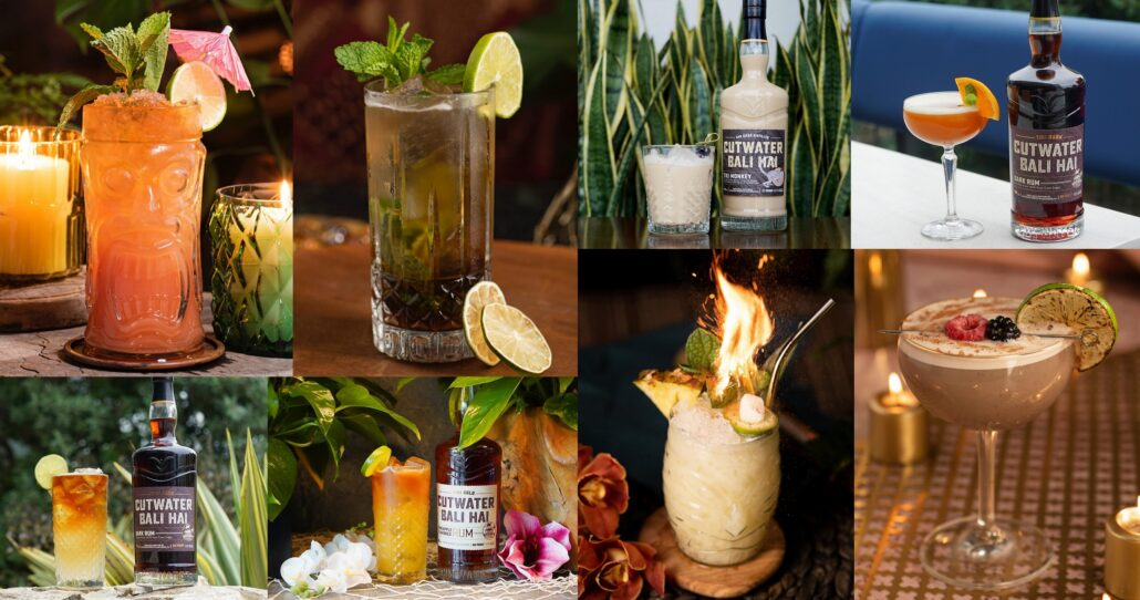 Summer Refresh with Delicious Rum Recipes During National Rum Month