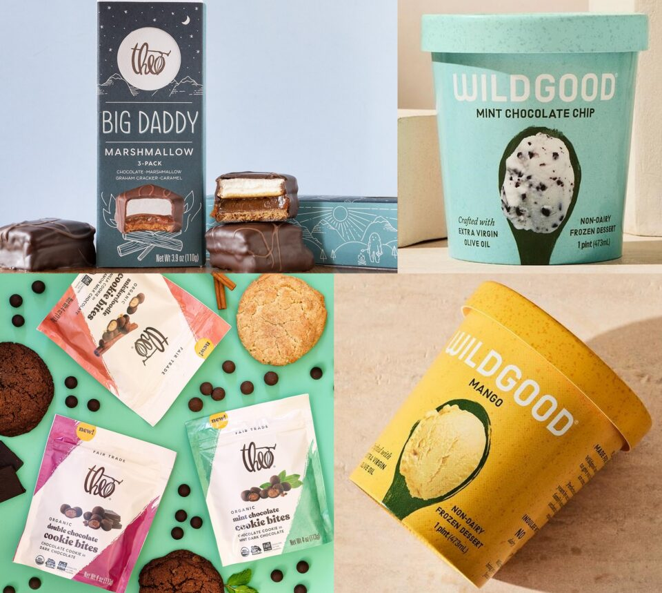 Sweet Summer Moments with Theo Chocolate and Wildgood Ice Cream