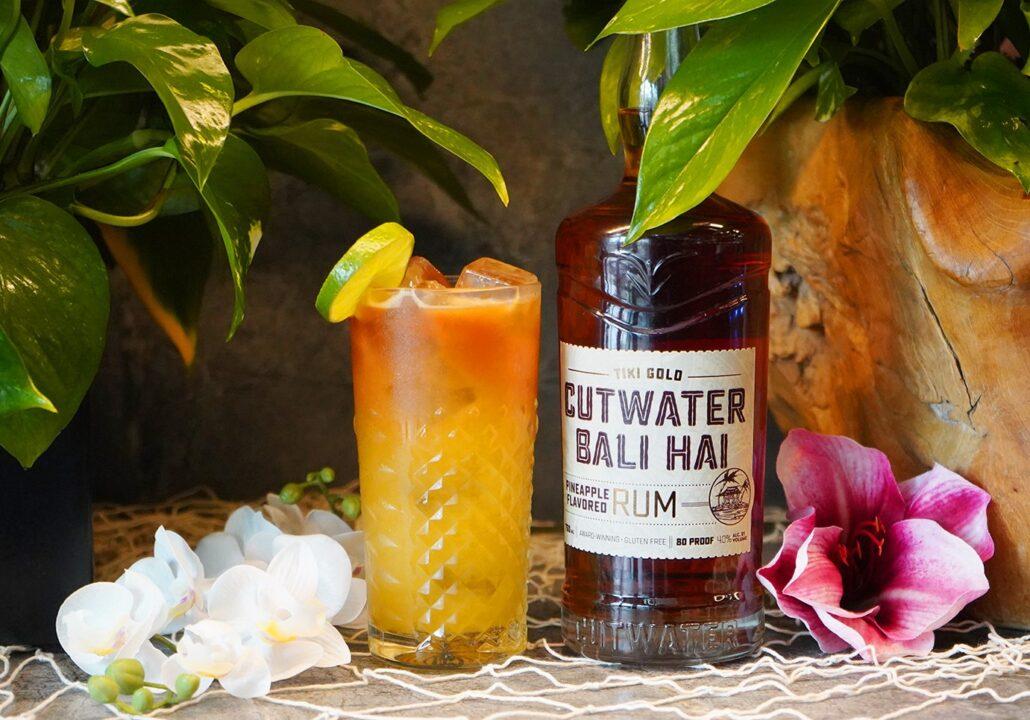 The Bali Hai Rum Cocktail