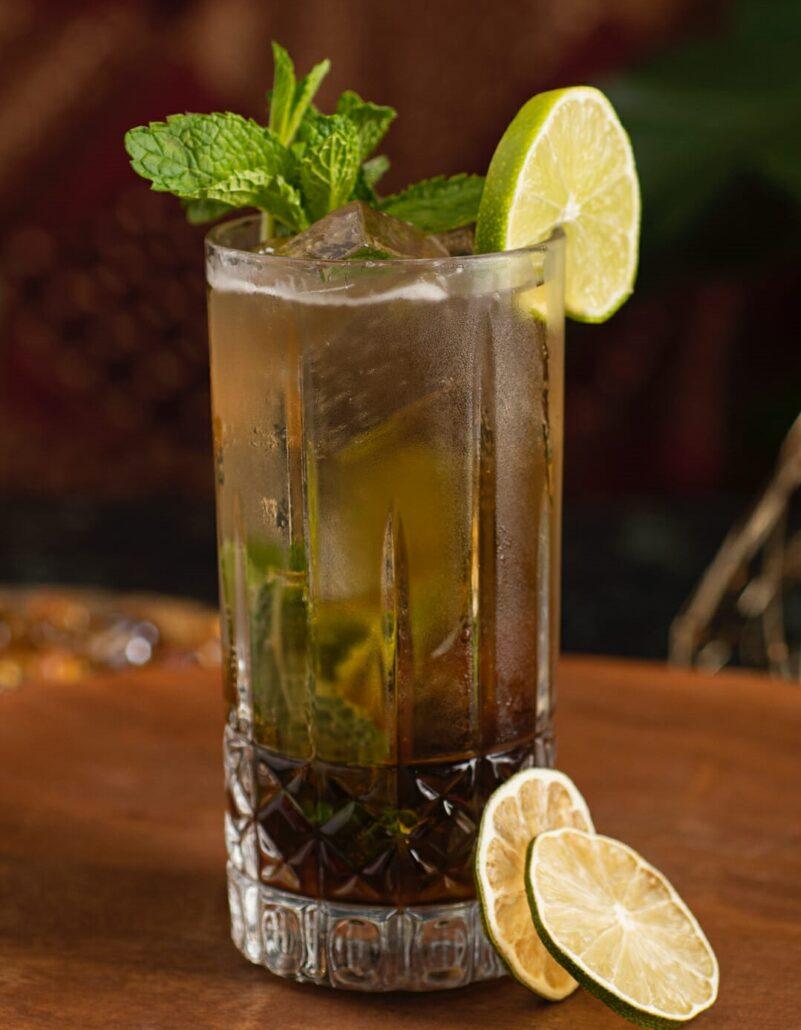 Zaya Rum Mojito