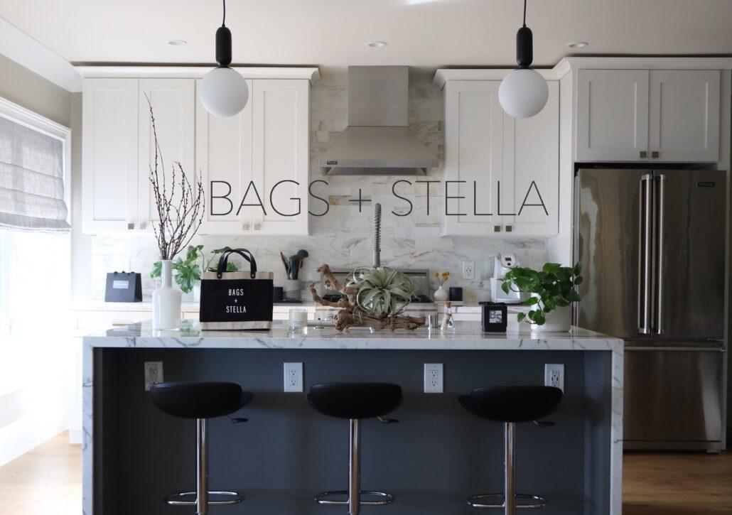 Bags + Stella Home Decor & Accents