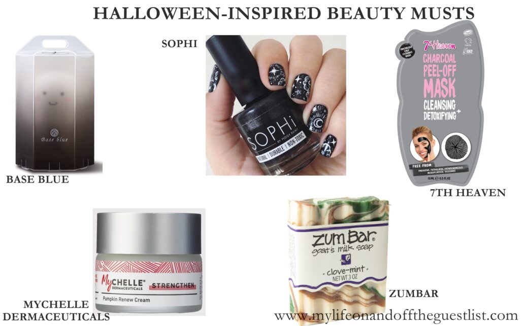 Halloween-Inspired Beauty Products That Will Inspire You