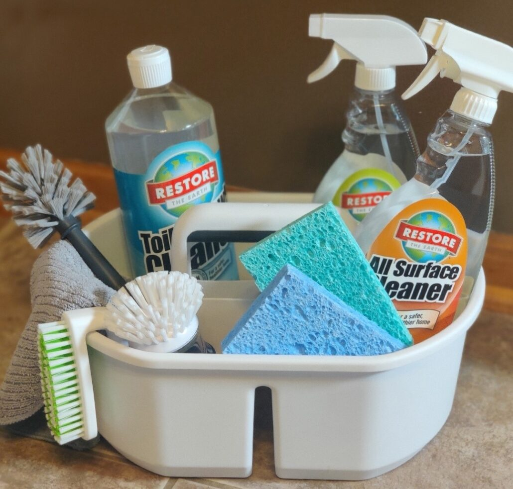 Restore Naturals Plant-Based Cleaners for Your Home