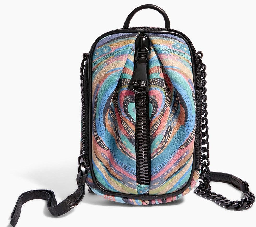 The Love Heart Collection Tamitha Phone Crossbody with RFID