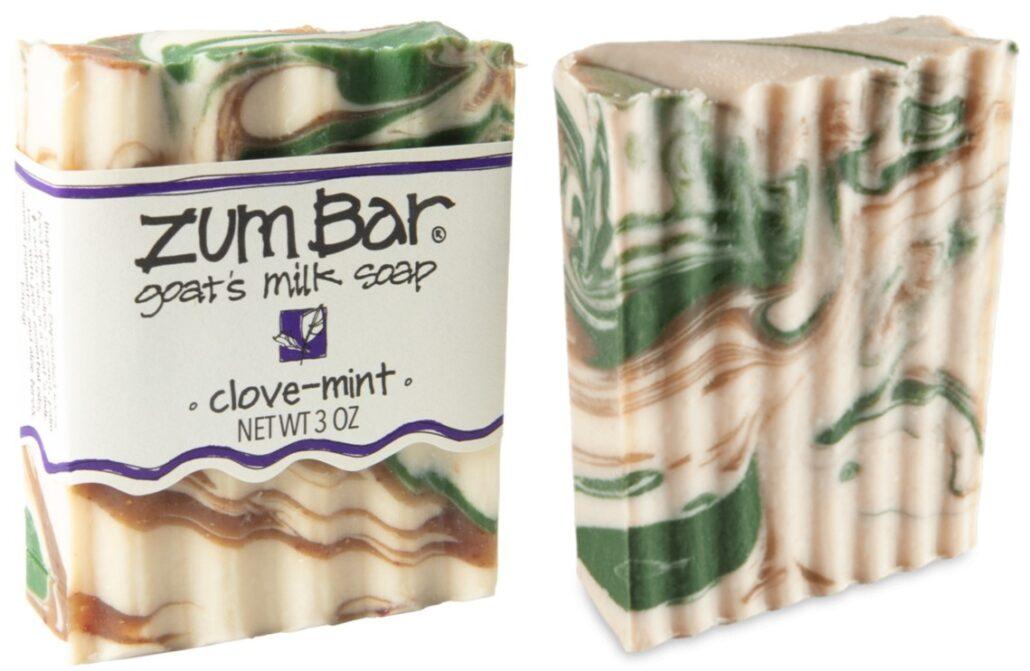 Zum Bar Clove-Mint Goat's Milk Soap