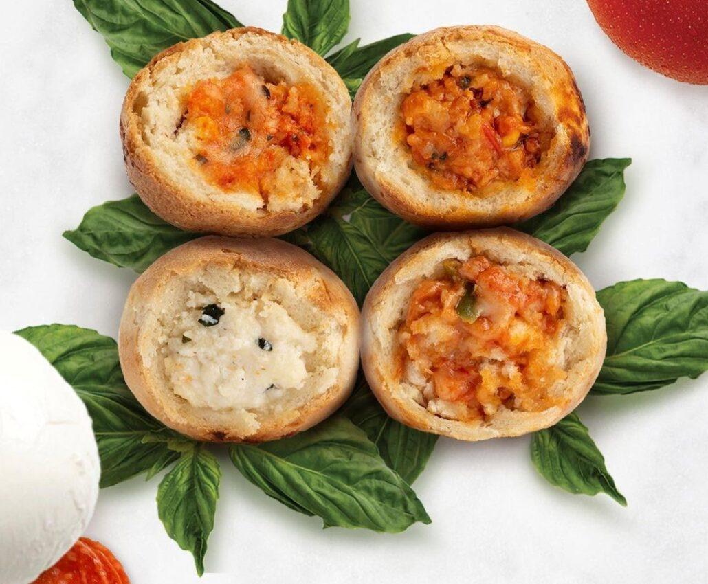 Bantam Pizzas: These Mini Stuffed Pizza Are The Perfect Snack