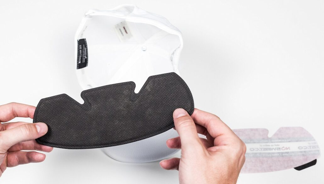 NoSweat Hat Liner: The Anti-Makeup Meltdown Must-Have