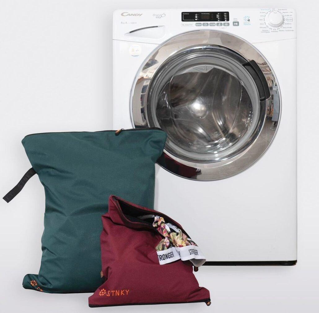 STNKY Washable Laundry Bag
